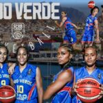 CV's Women's National Basketball Team to play in the Qualifiers for Afrobasket 2021