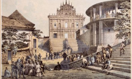 From Cabo Verde to Macau, Part One: History in The Cobblestones