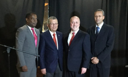 CV Ambassador and Finance Minister Visit United States