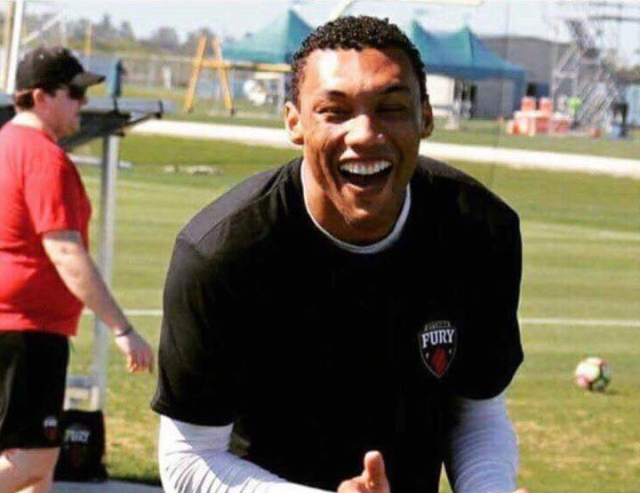 "STEEVAN DOS SANTOS ""DUBA"" Strikes Again For Ottawa Fury FC"