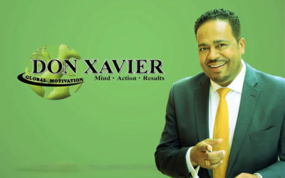 Don Xavier: Author, Motivational Speaker, Entrepreneur & Actor
