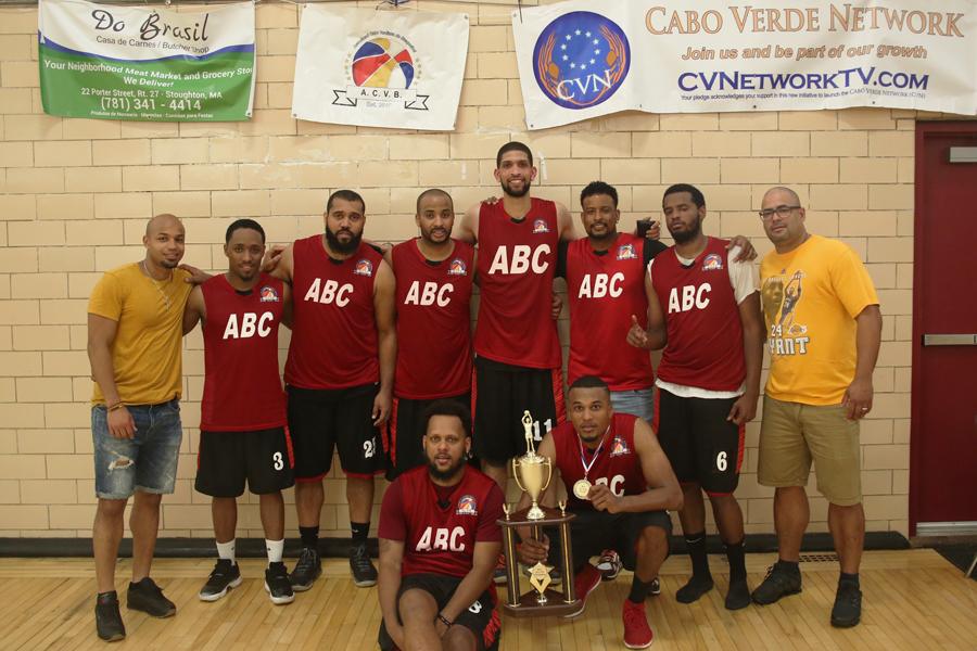 Clube Desportivo ABC: 2017 ACVB Champions!!