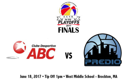ACVB 2017 Finals: Clube Desportivo ABC vs PREDIO