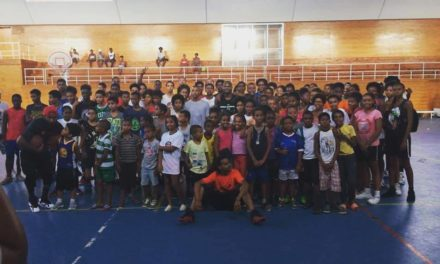 RTC (National News Coverage in CV): ACVB conducts multiple Basketball Clinics for the youth