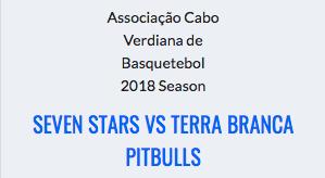 7 Stars vs Terra Branca Pitbulls – ACVB 2018 Season