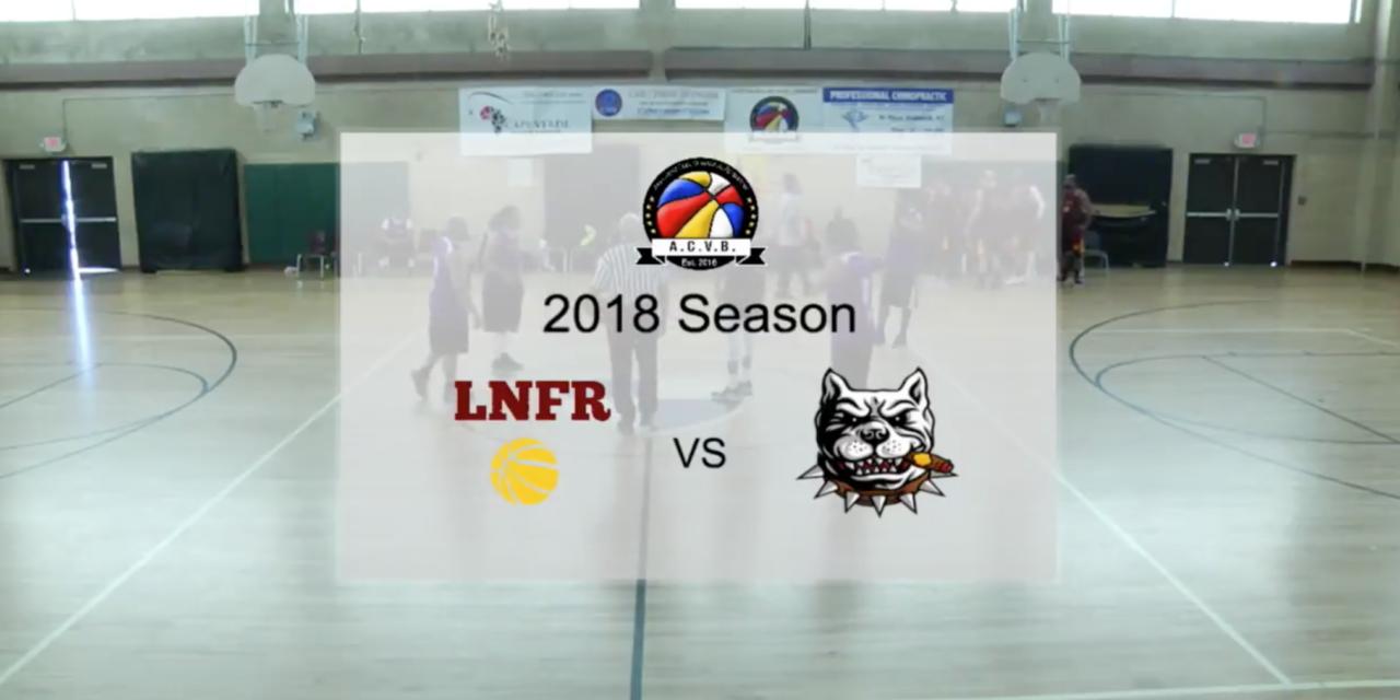 Lenfer vs Terra Branca Pitbulls – ACVB 2018 Season