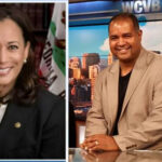 Cabo Verde Network Co-founder Darren Duarte & VP Elect Kamala Harris featured on NBC Station