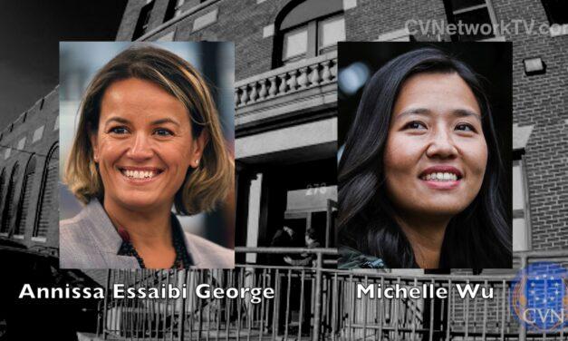 Boston's Mayoral Candidates Meet CV Community